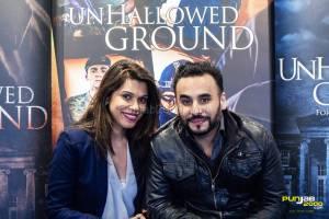Ameet Chana & Wife Shalu