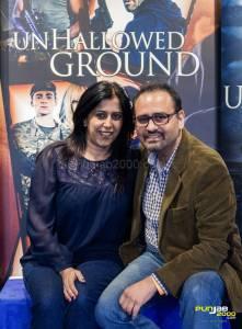 Avtar Panesar & Wife