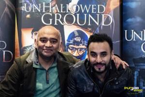 Bhaskar Patel & Ameet Chana