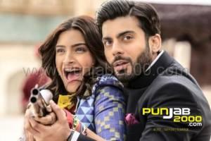 Sonam & Fawad