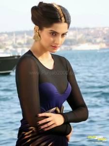 Sonam Kapoor Elle India  (3)