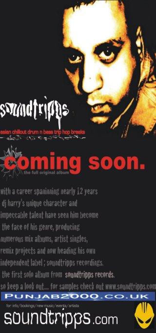 SOUNDTRIPPS DA album