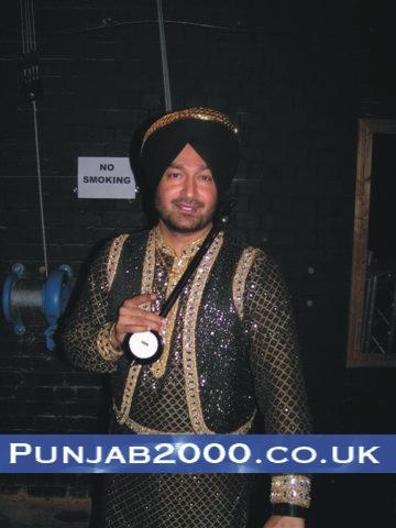 Malkit Singh & His Tumbi