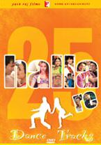 HALLA RE 25 Dance Tracks on 1 DVD