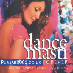 Dance Masti Forever - Instant Karma CD