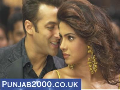 Salman Khan & Priyanka Chopra