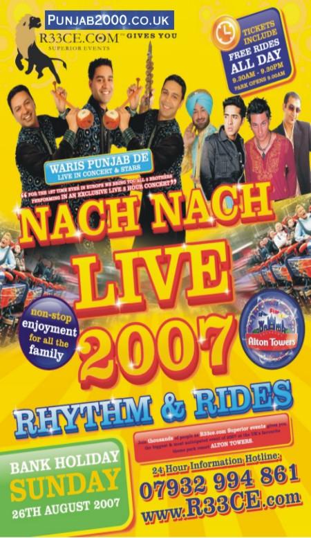 Nach Nach 2007