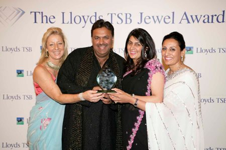Diana Brightmore-Armour, CEO Corporate Banking and Co Head of Corporate, Harjit & Superna, Kamel Hothi