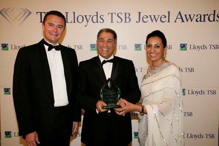 Neil Mahoney, Regional Director Commercial, Asif Rangoonwala, Kamel Hothi