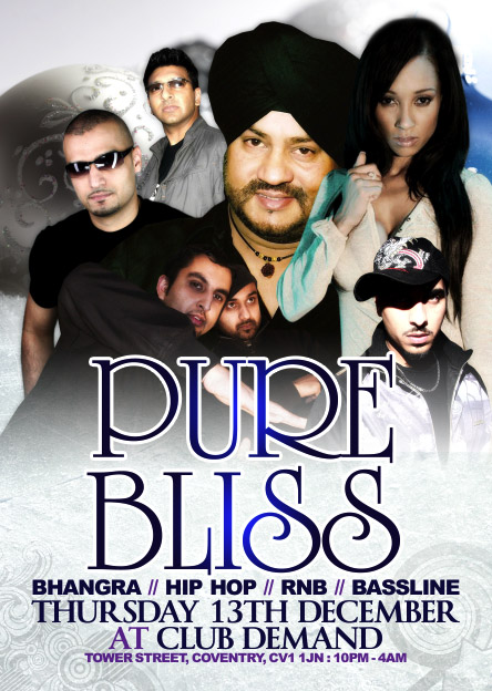 Pure Bliss @ Club Demand Coventry