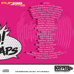DOWNLOAD BRING BACK YO! MTV RAPS MIXTAPE VOL. 1 Mixed By DJ Kayper