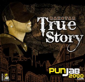 """Raxstar single """"TRUE STORY """""""