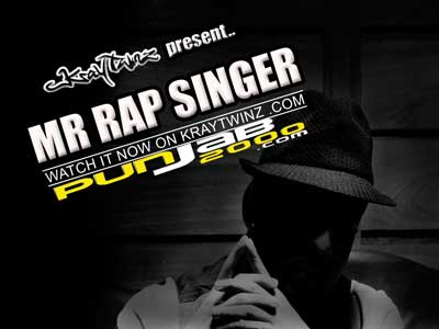 Who is Mr. Rap Singer?