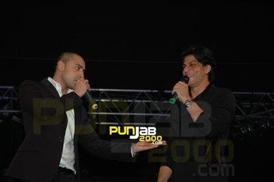 Shah Rukh Khan on Nach Baliye!