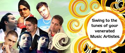 Zee Carnival Artists