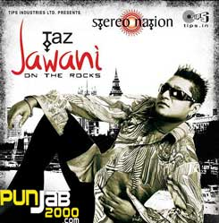 Taz Jawani On The Rocks