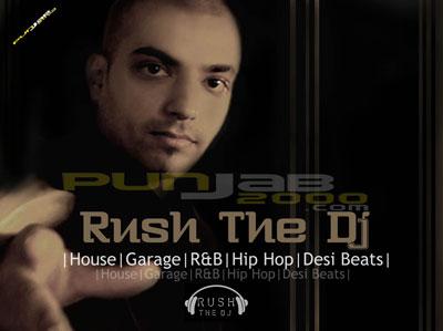 Rush the DJ
