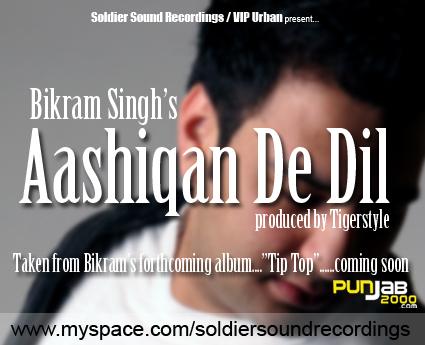 Bikram Singh promo - Aashiqan De Dil