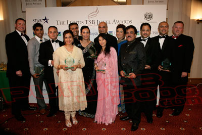 Lloyds TSB Jewel Awards