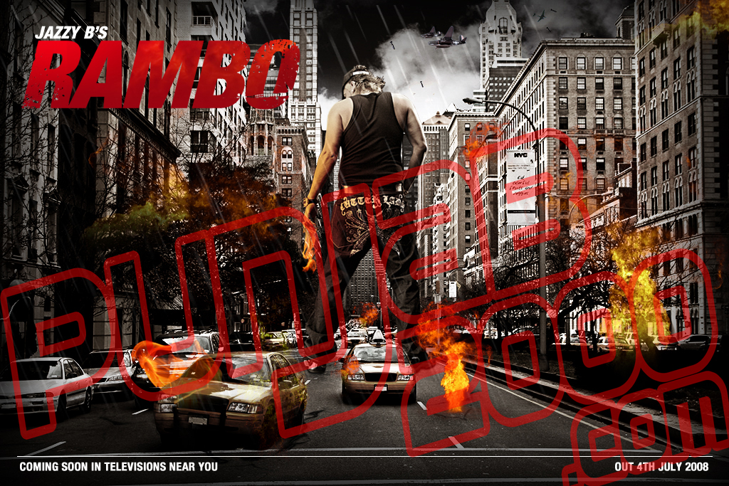 Jazzy B - Rambo Exclusive Promo