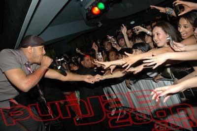 Pictures Marques Houston & Notorious Jatt Live @ Finesse