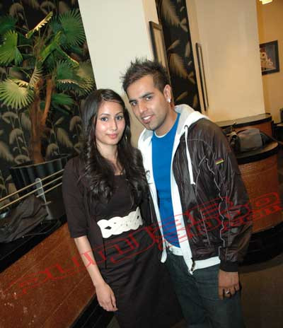 H Dhami interview by Meena @ Athena Leicester