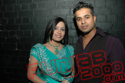 Pictures!!! Miss Pooja and Jazzy B Live at Athena