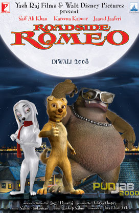 The Music of Roadside Romeo is Released