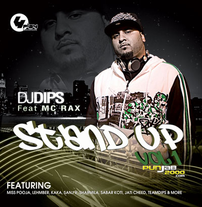 DJ Dips - Stand Up Vol 1