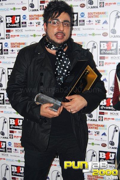 FRICTION WINS BEST RADIO SHOW AT UK AMA'S 2009