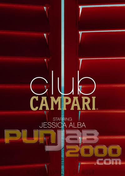 Club Campari Calendar 2009
