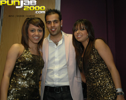 H Dhami Interview by the Billan Sisters @ A Night Of The Stars Bhangra Charity Fund Raiser.