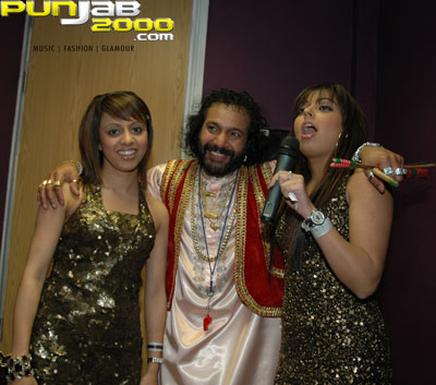 King Gurcharan Mall Interview by the Billan Sisters @ A Night Of The Stars Bhangra Charity Fund Raiser.