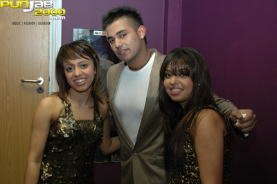Jaz Dhami Interview by the Billan Sisters @ A Night Of The Stars Bhangra Charity Fund Raiser