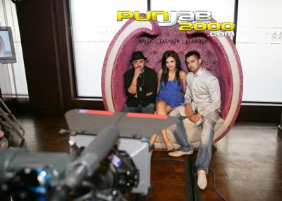 Jaz Dhami teams up with award winning video director!