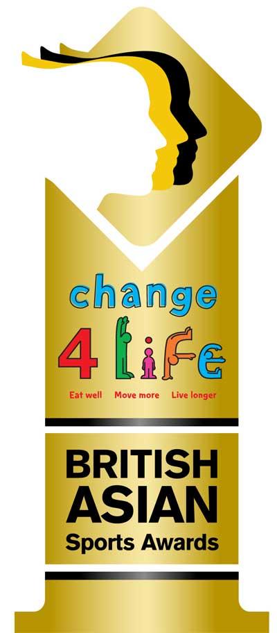 Change4Life British Asian Sports Award 2010
