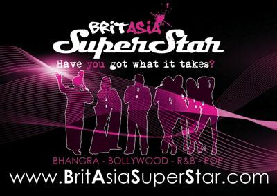 Brit Asia Super Star Finals at the NEC
