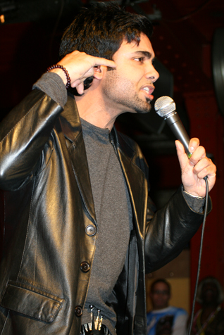Paul Chowdhry will perform two rare one-off full-length shows at Leicester Square Theatre; The Ironic Iconic.