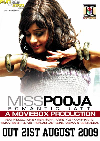 Romantic Jatt - Miss Pooja