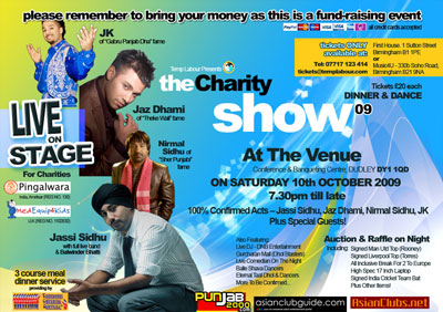 The Charity Show 09
