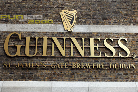 GUINNESS 250 celebrations