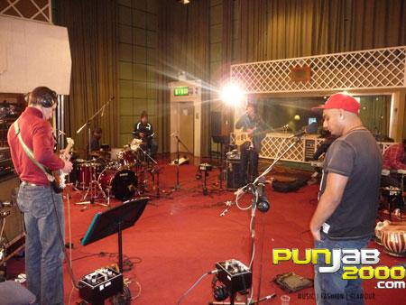 Imran Khan Live Session @ Maida Vale Studios