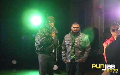 G Deep with Hip Hop Legend Cappadonna of Wu Tang Clan and R&B sensation Senjay