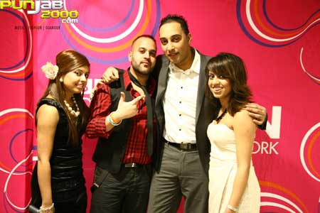 Dj Gurps interview by the Billan sisters Backstage@ the 2010 UK AMAs
