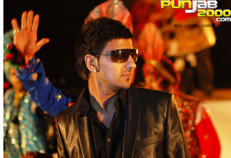 Pictures from the video shoot for PBN's Kaun Nee Jaandah