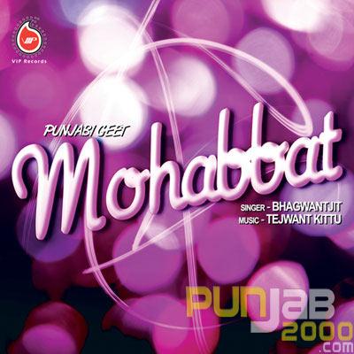 Bhagwantjit - Mohabbat