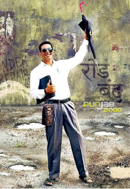 BOLLYWOOD SUPERSTAR AKSHAY KUMAR'S 'KHATTA MEETHA' RECEIVES REQUEST FOR A COPY FROM ACADEMY OF MOTION PICTURE ARTS AND SCIENCES LIBRARY