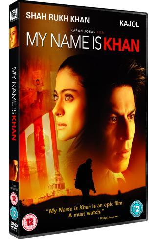 WIN A My Name Is Khan Hamper