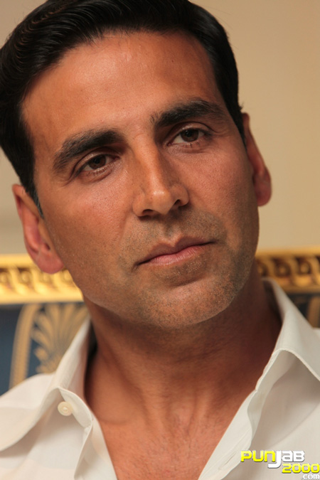 AKSHAY KUMAR CALLS FOR PHILANTHROPY TO NURTURE THE FUTURE PRIDE OF INDIA