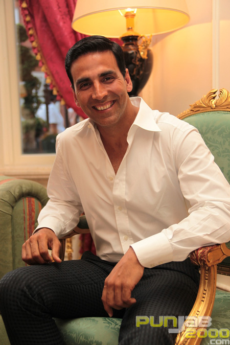Up, Close & Personal with Akshay Kumar